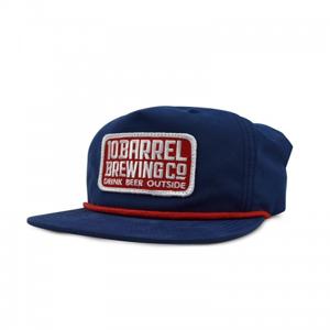 10 Barrel Gear Blue Grandpa Hat