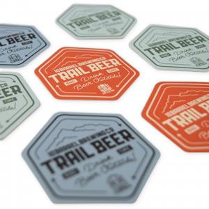 10 Barrel Gear Trail Beer Stickers