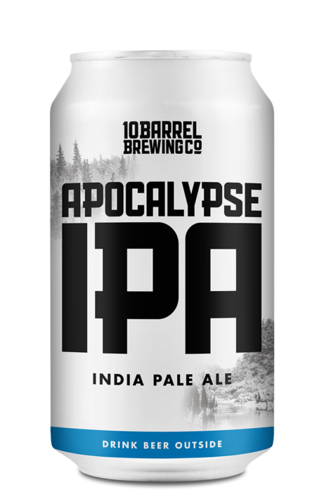 Apocalypse IPA - 10 Barrel Brewing Company, Bend, OR since 2006